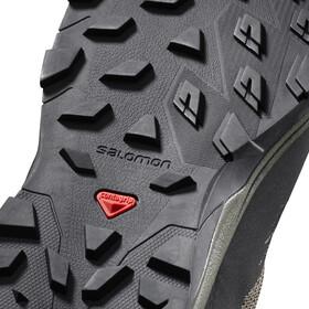 Salomon OUTline Mid GTX Calzado Hombre, black/beluga/capers